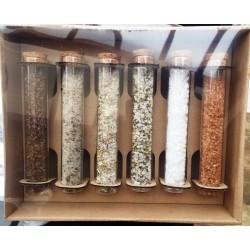 Dárková kazeta - 6x výběrová sůl