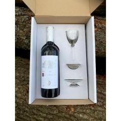 Dárkový box - Cabernet Sauvignon + dekantér OXIVIN