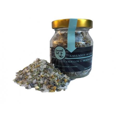 Levandulová sůl 100g