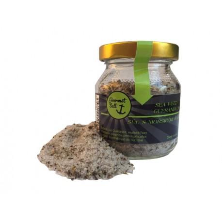 Guerande sůl s mořskými řasami 100g
