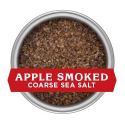 Applewood smoked salt