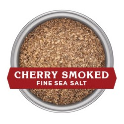 Cherrywood smoked salt
